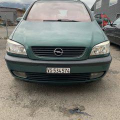 Opel Zafira A18